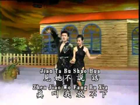 Ball room dance to Mandarin song 泪的小花 [.mp4 HD1080p]
