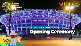 Download Video LIVE STREAMING: Jelang Opening Ceremony Asian Games 2018 MP3 3GP MP4
