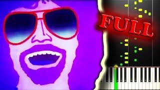 MR BLUE SKY - FULL VERSION! - Piano Tutorial