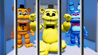 golden freddy friends prison break help him gta 5 mods for kids fnaf funny moments