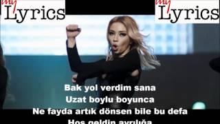 Kolpa ft. Ece Seçkin - Hoş Geldin Ayrılığa - Lyrics Klip