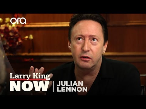 Julian Lennon Recalls The Passing Of His Father: I Opened the Curtain, and Press Outside Everywhere