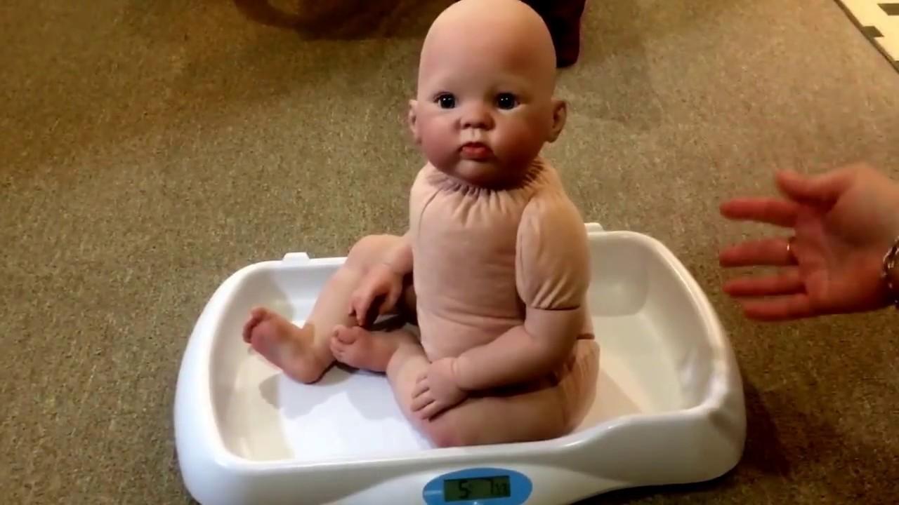 Reborn Baby Born on Labor Day (September 4 2017) - YouTube