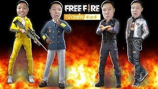 SLENDERMAN CHƠI THỬ FREE FIRE OB17 CHẾ ĐỘ SINH TỬ TBD