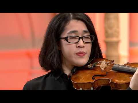 Ryosuke Suho plays Wieniawski Violin Concerto no. 2 in D minor, Op. 22 | STEREO