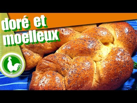 recette-facile-🚀-du-pain-de-shabbat-juif-ou-hallot-😮---challah-💚