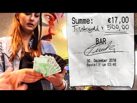 ICH BESTELLE ETWAS GÜNSTIGES UND GEBE 500€ TRINKGELD! No Game