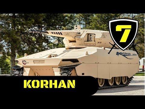 Aselsan - Korhan 35mm Next Generation Infantry Fighting Vehicle (Simulation)