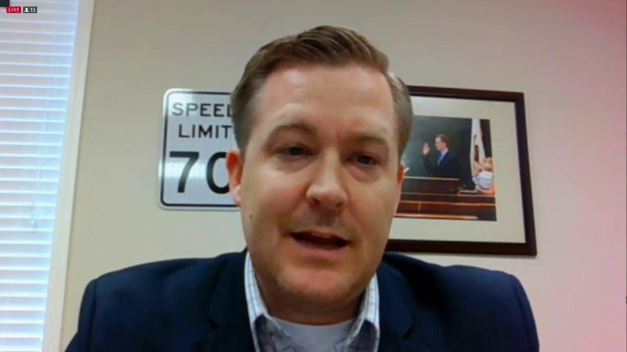 Rep. Davidsmeyer Calls for Budget Transparency and Accountability