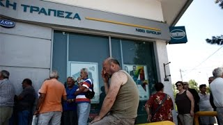 Greece Staggers Into the Economic Unknown
