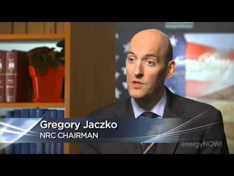 Interview with NRC Chairman Gregory Jaczko