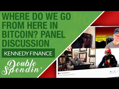 Crypto Panel Discussion About Bitcoin, Free Markets, and Lightning Network Being A Threat to BTC