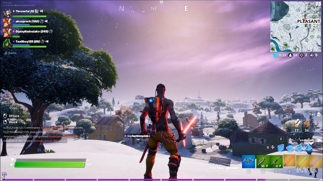 Fortnite (2020) Gameplay (PC HD) [1080p60FPS] - YouTube