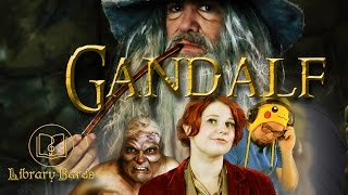 Library Bards - Gandalf! (Parody of Shake It Off Taylor Swift)