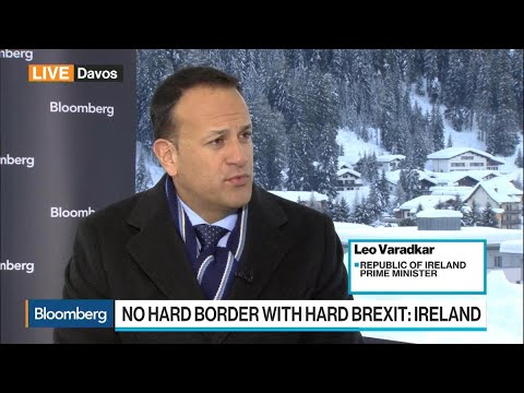 Varadkar Wants to See U.K.'s Aims in Brexit 'Fleshed Out'