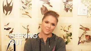 Geeking Out: Ronda Rousey Talks Video Games