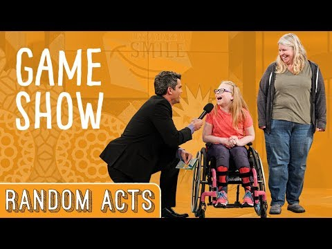 Surprise Game Show - Random Acts
