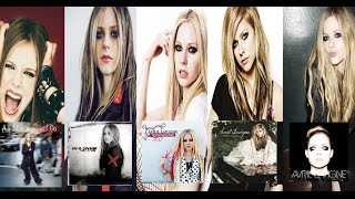 Avril Lavigne - Billboard 200 Charts/Uk Charts Albums Video