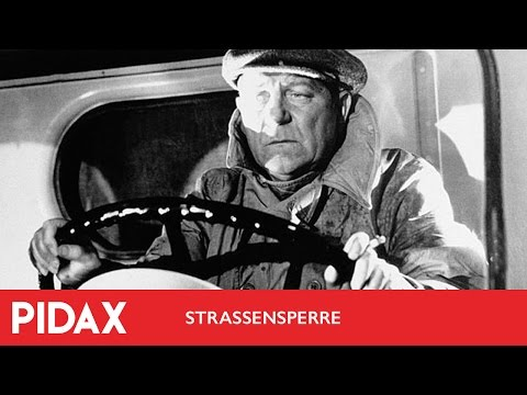 Pidax - Straßensperre (1955, Gilles Grangier)
