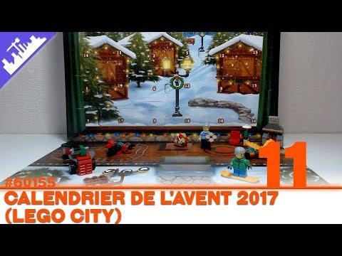 Calendrier City.Calendrier De L Avent Lego City Jour 11 2017 Francais