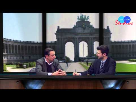 Jorgo Chatzimarkakis, interview at New Europe Studios Friday 28/02/2014