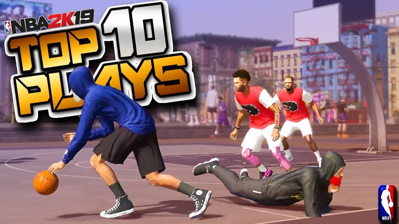 NBA 2K19 TOP 10 Plays Of The Week #3 - Double Lobs, Trick Shots & More