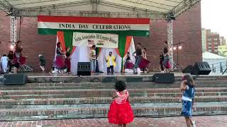 Bollywood Performance Team from Center for Arts and Wellness and choreographed by BollyBeatz