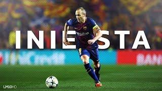 Andrés Iniesta Tribute - Football's Greatest Genius HD
