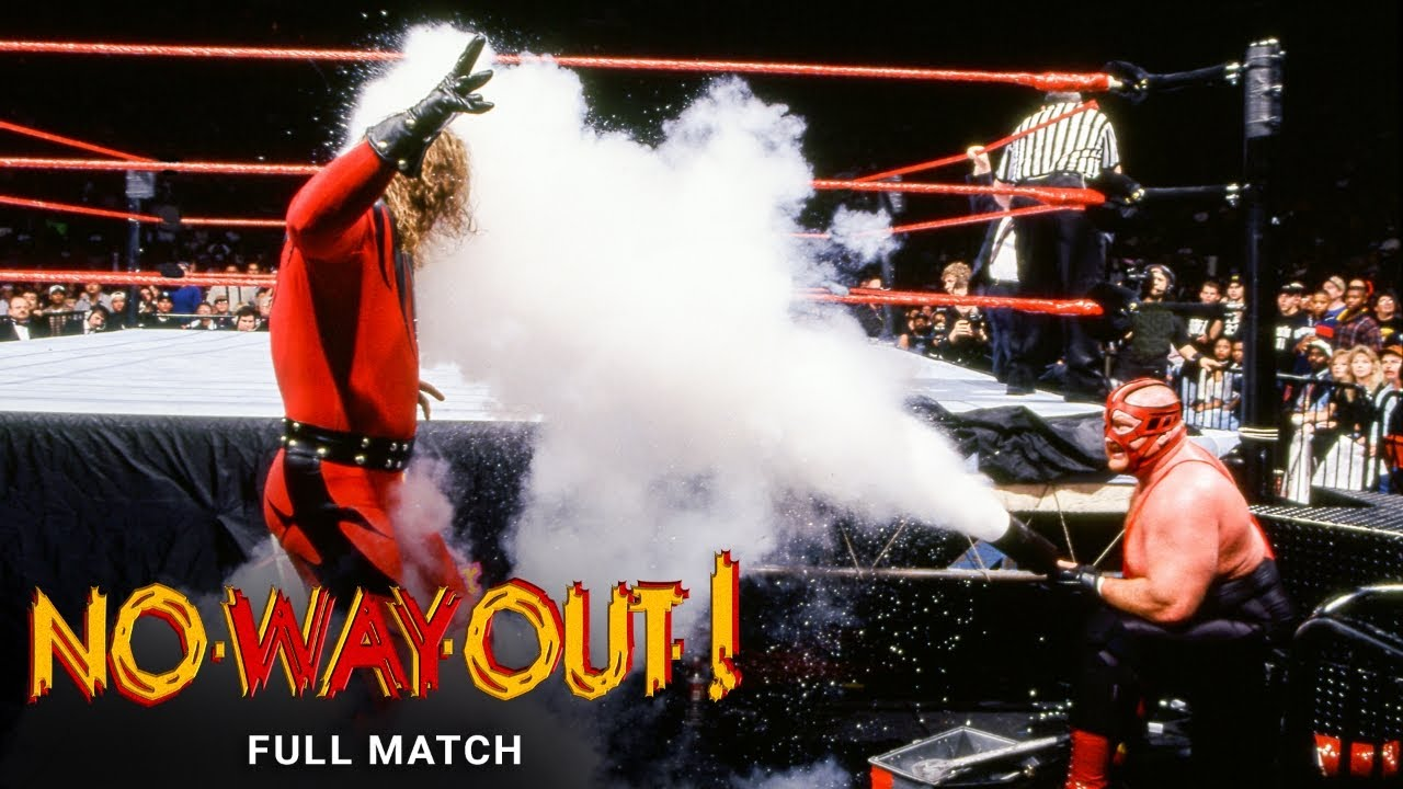 Download FULL MATCH - Kane vs. Vader: WWE No Way Out of Texas: In Your House