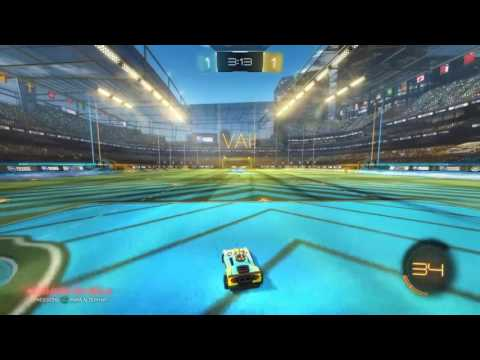PRIMEIRO VIDEO DO CANAL - ROCKET LEAGUE