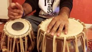 Tabla Cover: Otilia Bilionera radio edit.