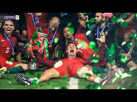 From Tears to Cheers | How Portugal Won the 2016 Euros