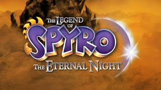 The Legend of Spyro: The Eternal Night - GAME MOVIE