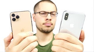 iPhone X vs iPhone 11 Pro - Should You Upgrade?