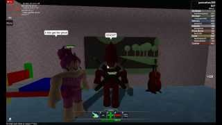 The Roblox Pizza Ghostbusters