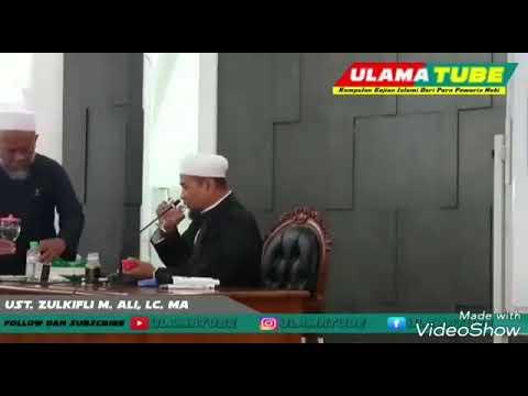 Cara minum Madu sebagai penyembuh segala penyakit oleh ustadz Zulkifli