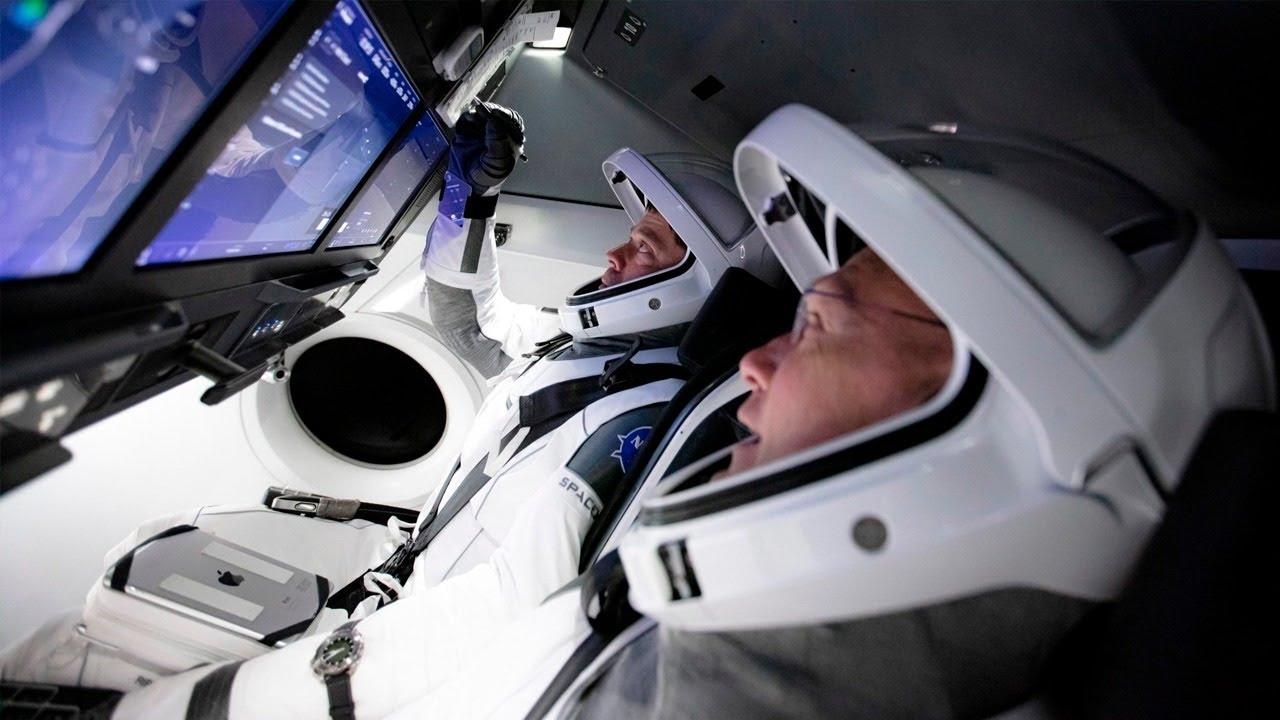 Los astronautas de la Crew Dragon regresaron a la Tierra - Telefe Noticias