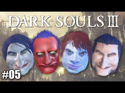 The Ugly Bunch - Dark Souls 3 Co-op - Ep 05