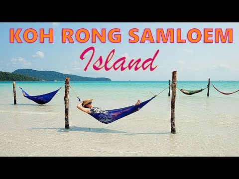 Don't Miss Koh Rong Samloem Saracen Bay & Lazy Beach!