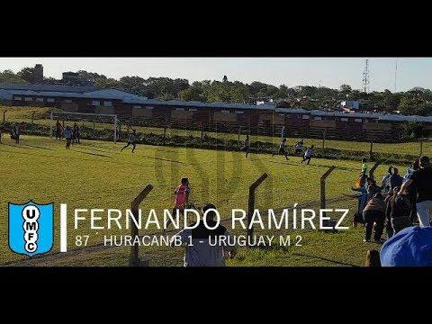 Huracan Buceo 1 vs Uruguay Montevideo 2 - Fecha n° 4 Liguilla