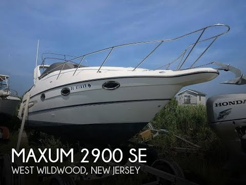 Used 2005 Maxum 2900 SE for sale in West Wildwood, New Jersey
