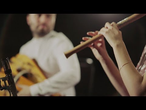 Live session: Ghaetta - Clara Guldberg Ravn and Johannes Geworkian Hellman
