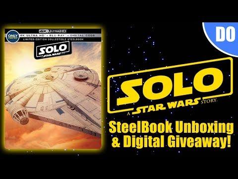 solo-a-star-wars-story-4k-ultra-hd-blu-ray-steelbook-unboxing-&-digital-giveaway-best-buy-exclusive