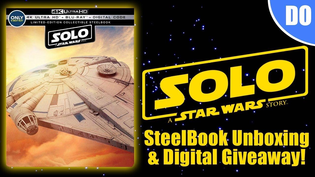 Star Wars 4k Digital
