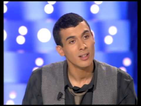 Mustapha El Atrassi - On n'est pas couché 21 avril 2007 #ONPC