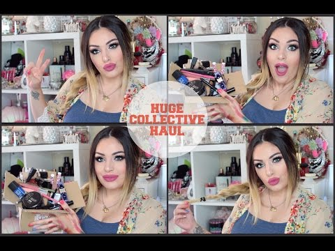 HUGE COLLECTIVE MAKEUP HAUL ♡ - Smashing Darling x