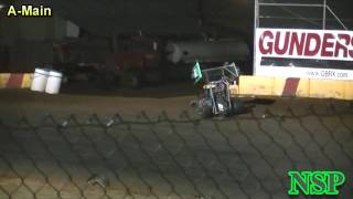 Sunset Speedway 600cc Restricted Mini Sprint Feature