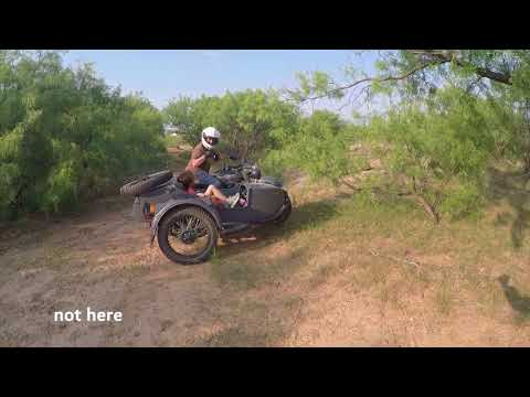 Kalaber Creations Winch Mount Bar - Ural Gear Up - May 2018