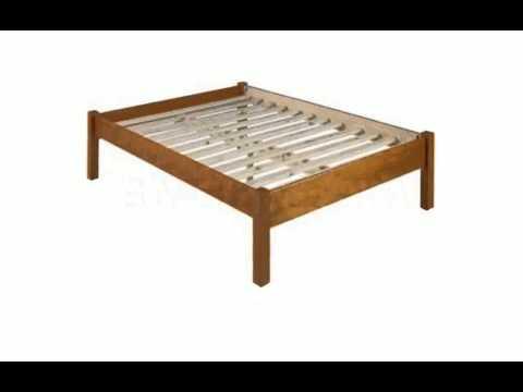Twin Platform Bed with Trundle - freyalados