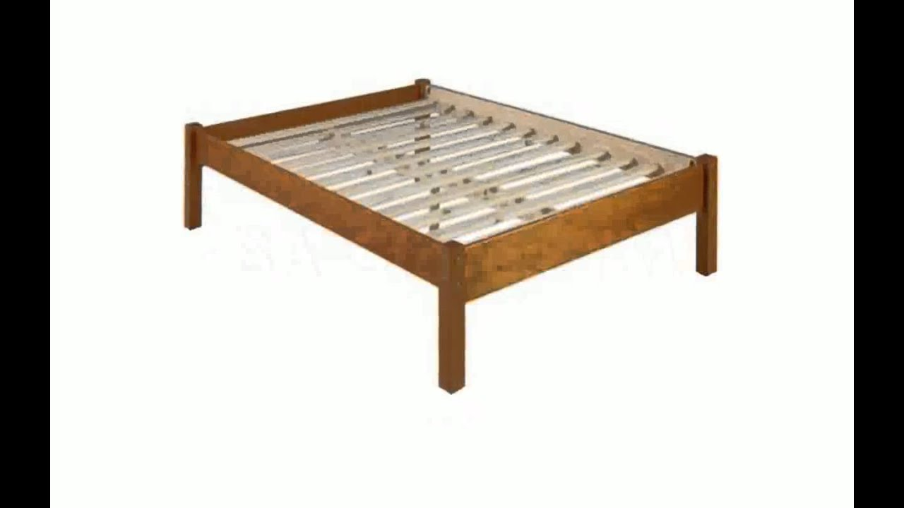 Twin Platform Bed with Trundle - freyalados - YouTube